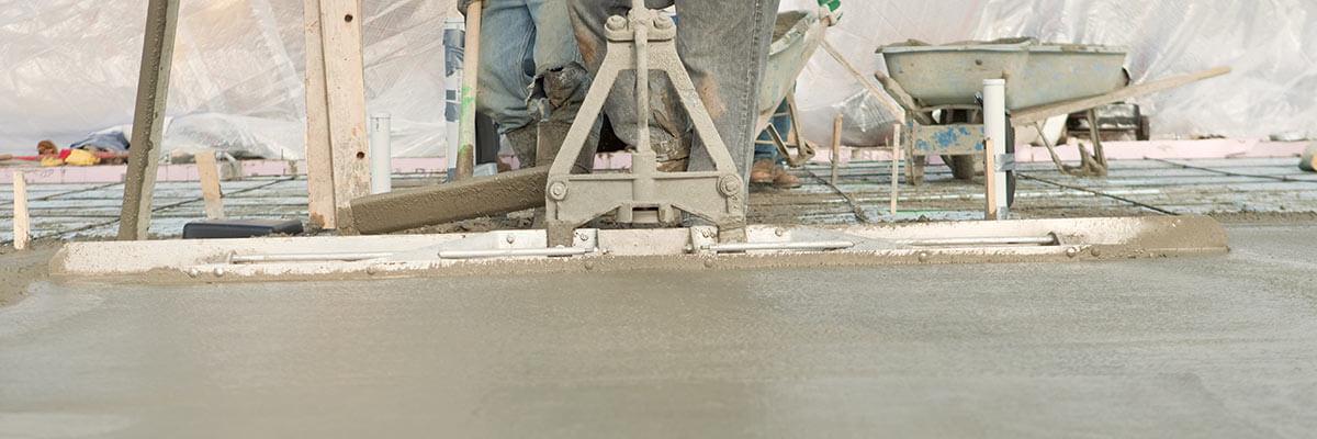 Rapid-set Concrete
