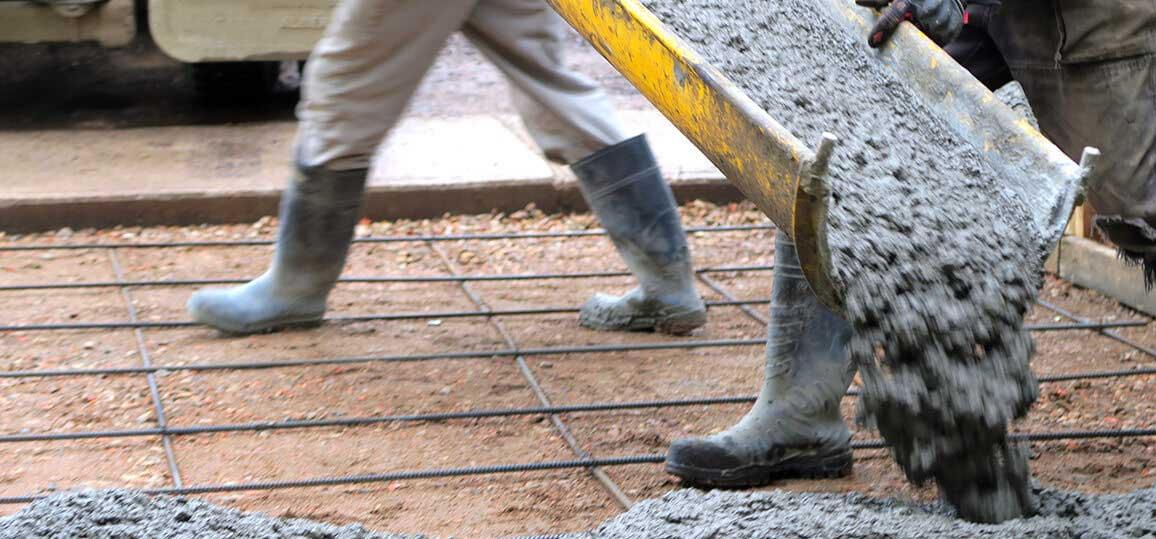 concrete for driveways